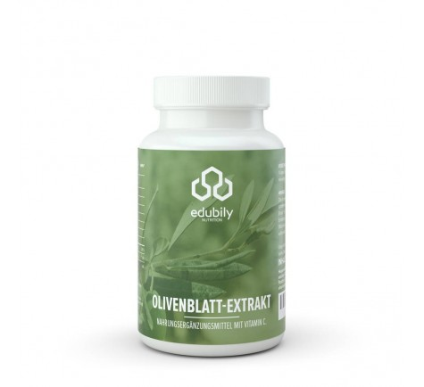 MSM s extraktem z olivových listů a vitaminem C