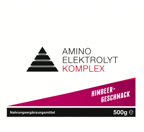 YPSI Amino Elektrolyt Komplex malina - 500g