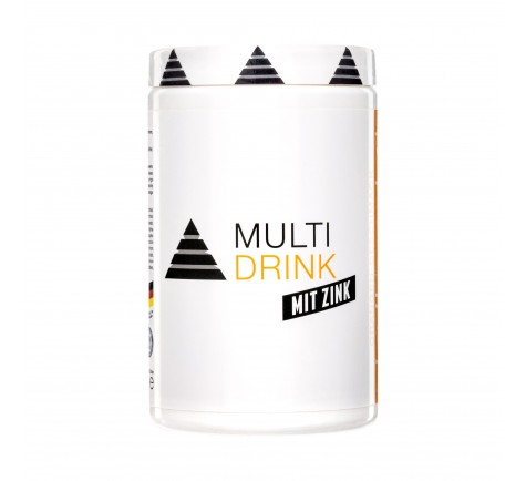 YPSI MultiDrink se zinkem, 180g (30 porcí)